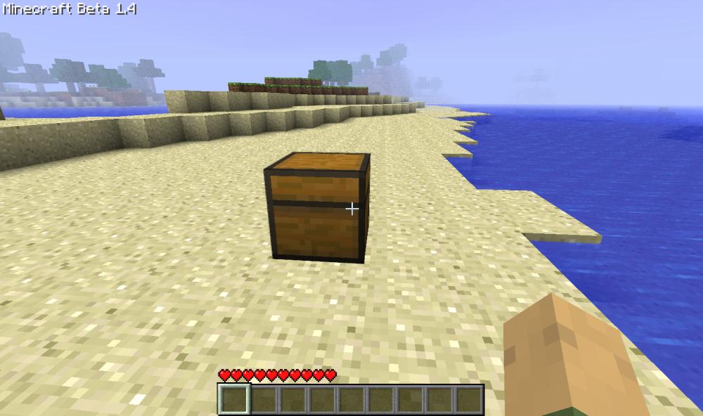 Minecraft Beta 1.4 And Supply Crates (3/6)
