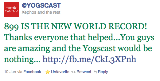 The Yogscast Minecraft World Record 09-10-2011 (5/6)